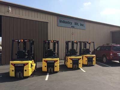 Lift Rentals Los Angeles CA | Forklift Rentals Los Angeles