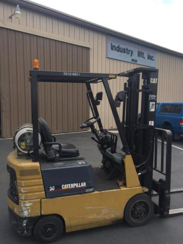 Where to find 3000 LB Cushion Tire Forklift in Los Angeles