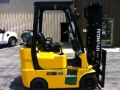 Rental store for 3500 LB Cushion Tire Forklift in Los Angeles CA