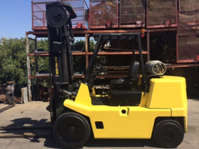 Where to find 15,000 LB Cushion Tire Forklift in Los Angeles