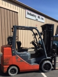 Rental store for 6000 LB Cushion Tire Forklift in Los Angeles CA
