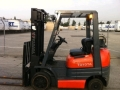 Rental store for 4000 LB Cushion Tire Forklift in Los Angeles CA
