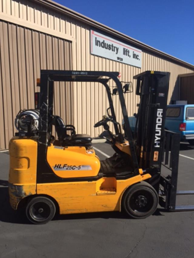 Where to find 5,000 lb. Cushion Tire Forklift in Los Angeles