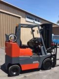 Rental store for 8000 LB Cushion Tire Forklift in Los Angeles CA