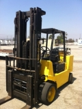 Rental store for 12,000 LB Cushion Tire Forklift in Los Angeles CA