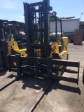 Rental store for 13,000 LB Cushion Tire Forklift in Los Angeles CA