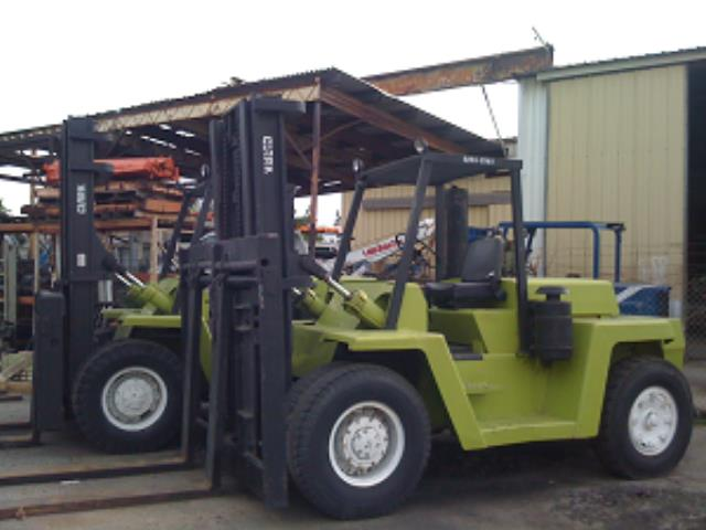 Where to find 25,000 LB Cushion Tire Forklift in Los Angeles
