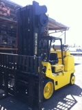 Rental store for 18,000 LB Cushion Tire Forklift in Los Angeles CA